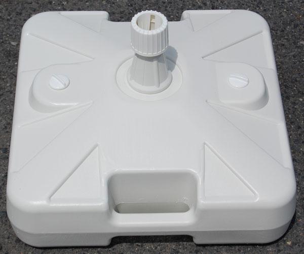 ジャンボのぼり用注水型立て台