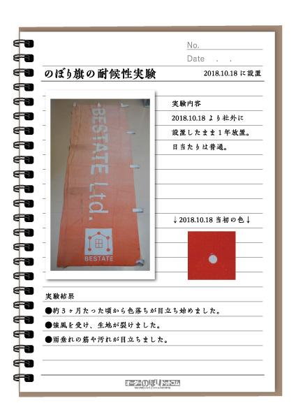のぼり旗実験2