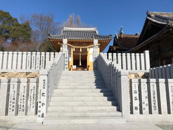 官兵衛神社